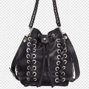 Patricia Nash Real leather bucket bag
